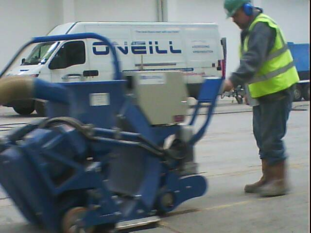Floor Shot Blasting Contractors Nationwide Floor
